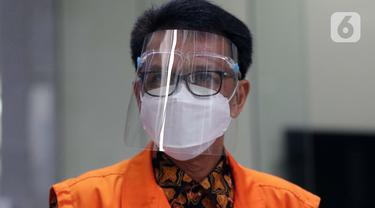 FOTO: Nurdin Abdullah Jalani Pemeriksaan Lanjutan