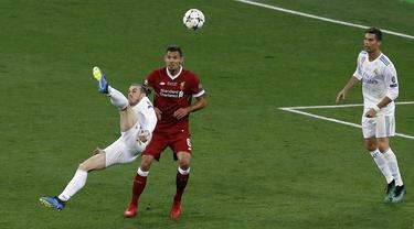 Real Madrid, Liverpool, Liga Champions, Gareth Bale