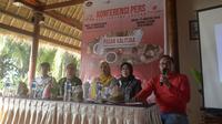 Tanjung Lesung sudah siap untuk kembali menggelar Rhino Cross Triathlon pada 28-29 September (istimewa)