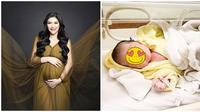 Potret Perjalanan Kehamilan Rica Andriani. (Sumber: Instagram.com/ricaandriani)