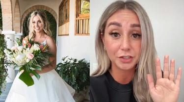 Viral Kisah Sedih Wanita Dicerai Sehari Setelah Nikah karena Mertua Cemburu