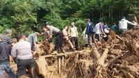 5 warga Kampung Sukamukti RT 02/01, Subang, tewas dalam bencana banjir bandang dan longsor (Liputan6.com/Istimewa)