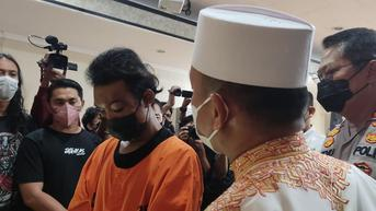 Pelaku Membakar Mimbar Masjid Raya Makassar karena Sering Diusir Saat Istirahat