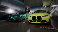 BMW Resmi Luncurkan M3 Competition dan M4 Coupe Competition (Ist)