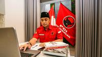 Bakal paslon wali kota Surabaya Eri Cahyadi (Foto: Liputan6.com/Dian Kurniawan)