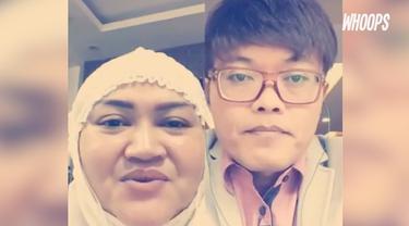 Netizen bahkan tak menyangka dengan kemampuan menyanyi istri komedian tersebut.