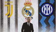 Ilustrasi - Massimiliano Allegri, Juventus, Real Madrid, Inter Milan (Bola.com/Adreanus Titus)