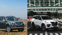 Pilih Toyota Fortuner atau Isuzu Mu-X? (Otosia.com)