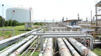 Pertagas, Terminal Receiving & Regasifikasi LNG Arun.