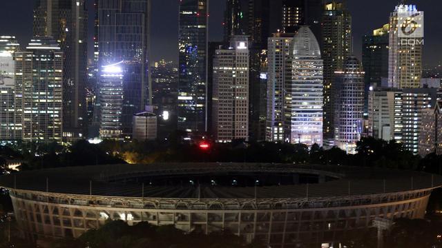 Empat Jam Berlalu Listrik Di Jakarta Dan Sekitarnya Belum