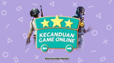 Game online kini digandrungi banyak warganet, bahkan sebagian sudah masuk kategori kecanduan. Nah gimana caranya mengurangi kecanduan game online?