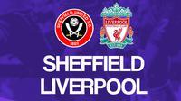 Premier League - Sheffield United Vs Liverpool (Bola.com/Adreanus Titus)