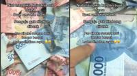 Tabungan Umroh Rp 50 Juta untuk Ibunda Dimakan Rayap (Sumber: TikTok/@nurse.chili)