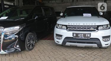Kejagung Lelang 16 Mobil Sitaan Kasus Korupsi PT Asabri