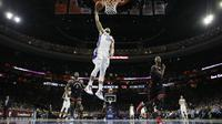Ben Simmons membantu Sixers mengalahkan Raptors di ajang NBA (AP)