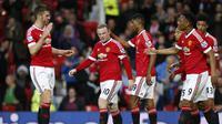 Manchester United tutup akhir musim dengan kemenangan atas Bournemouth (Reuters)