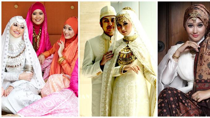 All About Wedding In Hijab Dengan Sentuhan Khas Dian Pelangi