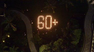 Hotel Ini Gelar Earth Hour dengan Cahaya Lilin di Batok Kelapa