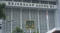 Gedung Kejaksaan Agung RI (Kejagung). (Liputan6.com/Muhammad Radityo Priyasmoro)