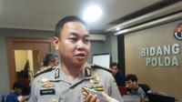 Kabid Humas Polda Jatim Kombes Pol Trunoyudo Wisnu Andiko. (Foto: Liputan6.com/Dian Kurniawan)