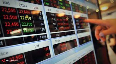 [MARKET REVIEW] Aksi Beli Investor Asing Topang IHSG