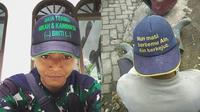 6 Tulisan di Topi Ini Nyeleneh Banget, Bikin Tepuk Jidat (sumber: Instagram/sukijan.id/duniakuli)