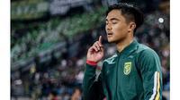 5 Gaya Ernando Ari di Luar Lapangan, Kiper Muda Persebaya Surabaya (sumber: Instagram.com/officialpersebaya)