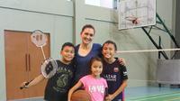 Donna Agnesia dan anak-anaknya (Instagram/dagnesia)