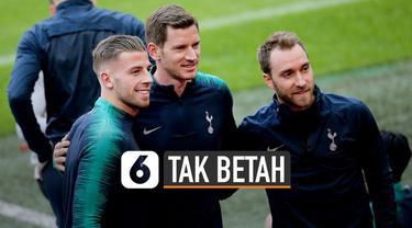 Tottenham Hotspur akan kehillangan pemain pilar utama,