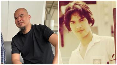 6 Potret Transformasi Ahmad Dhani yang Kini Genap Berusia 48 Tahun