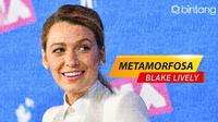 Metamorfosa Blake Lively (Foto: AFP/Digital Imaging: M. Iqbal Nurfajri/Bintang.com)