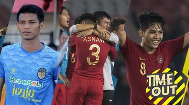 Berita video Time Out kapten PSIM, Hendika Arga Permana memutuskan pensiun dini dan Timnas Indonesia U-19 mengulang sejarah.