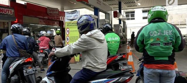 PT Pertamina (Persero) menaikan harga bahan bakar minyak (BBM) nonsunsidi jenis Pertamax pada Minggu kemarin.