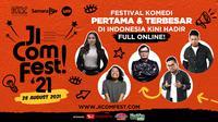Jicomfest 2021