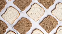 Roti gandum hitam (sumber: Pixabay)