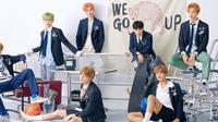 Intip lirik lagu We Go Up, comeback single NCT Dream yang siap memikatmu.