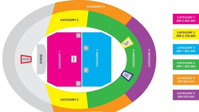 Simak 5 Info Penting Nonton Konser Ed Sheeran Di Jakarta