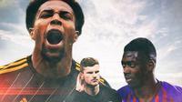 Liverpool FC - 3 Bidikan Liverpool (Bola.com/Adreanus Titus)