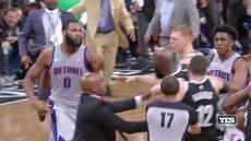 Berita video game recap NBA 2017-2018 antara Detroit Pistons melawan Brooklyn Nets dengan skor 108-96.