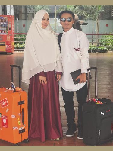 [Bintang] Taqy Malik dan Salmafina Khairunnisa