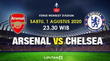 Arsenal vs Chelsea.