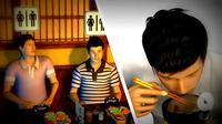 Jengah melihat cara makan orang asing kurang sopan, sekolah Ogaswara Jepang terbitkan e-book etika cara makan.
