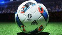 Beau Jeu menjadi bola resmi Piala Eropa 2016. (UEFA)