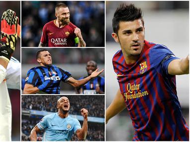 Di tahun 2020 ini ada sejumlah pesepak bola top dunia yang memutuskan untuk gantung sepatu. Dua diantaranya adalah Iker Casillas dan Vincent Kompany.