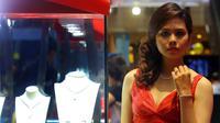 Jewellery Fashion Festive berlangsung dari tanggal 28 Oktober sampai 2 November 2014 di Centre Court I Puri Indah Mall