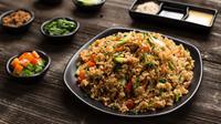 Ilustrasi nasi goreng/copyright shutterstock