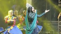 Konser Queen Of Pop Malaysia, Dato Sri Siti Nurhaliza On Tour (Bambang E. Ros/Fimela.com)
