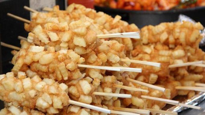 Resep Hottang Hotdog Kentang Ala Korea Gampang Lifestyle