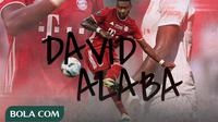Bayern Munchen - David Alaba (Bola.com/Adreanus Titus)