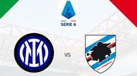 Serie A - Inter Milan Vs Sampdoria (Bola.com/Adreanus Titus)